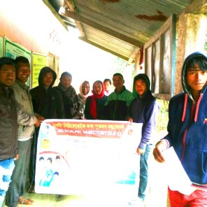 NSV fortnight campaign by the Jorhat Boat Clinic Unit
