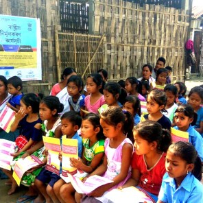 National Deworming Day(NDD) being observed at Jorhat districts Kartik and Mekahi sapori on February 4th and 5th 2019