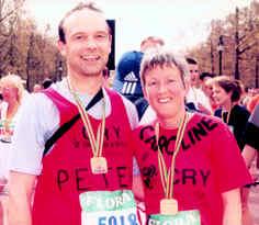 Carolind_and_David_Gard_marathon_2000
