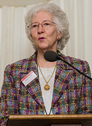 Alison Cox MBE CRY Founder and Chief Executive