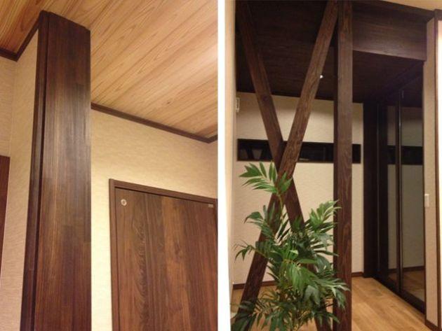 木 フリースペース