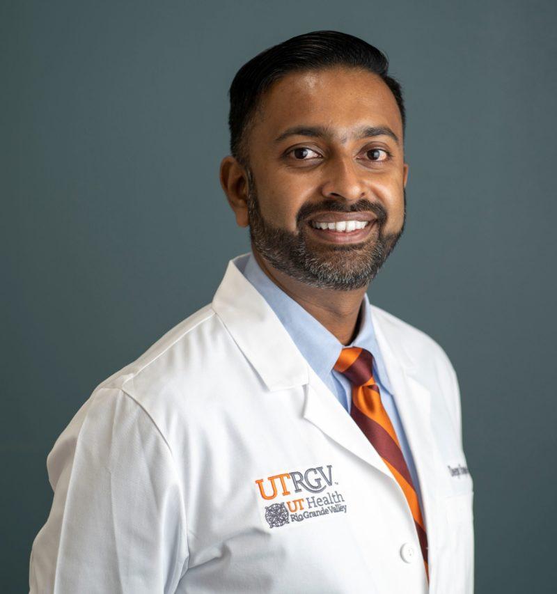 Deepu George, PhD, LMFT