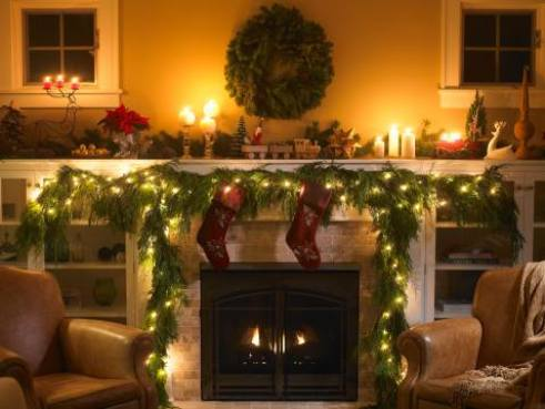 How do you decorate your home for the holidays