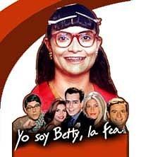 Ugly Betty vs  Yo So Betty, La Fea | paboston