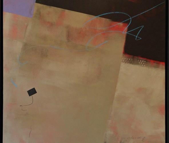 Mark Mehaffey abstract painting