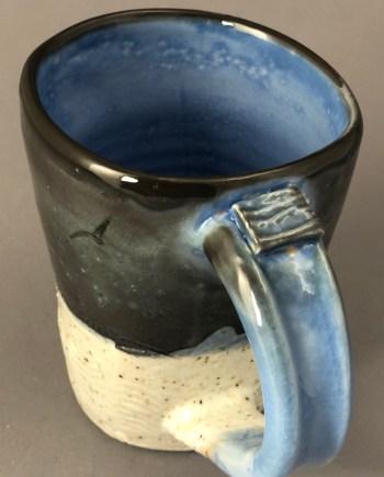 Beach Sand Mug by Cyndi Casemier