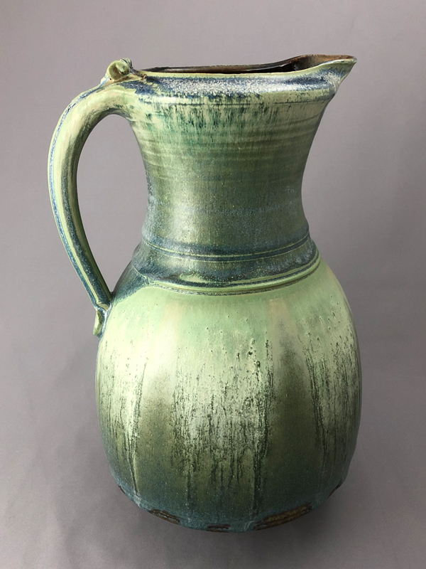 alternate view of pitcher by Richard Aerni