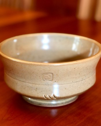 Footed Bowl by Cyndi Casemier