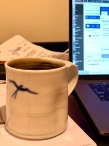 Gail Vandebogurt mug
