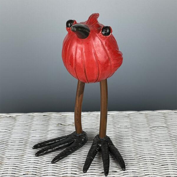 handmade whimsical bird