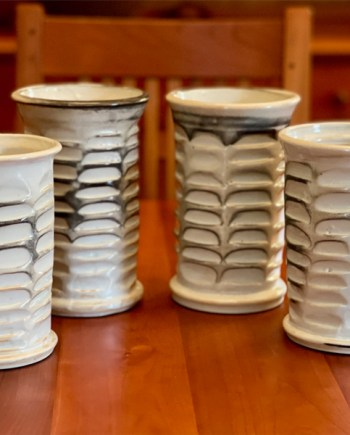 marine city chicago illinois related vases made of porcelain. Do you like parking garages?