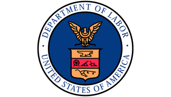 Seal of the United States Department of Labor