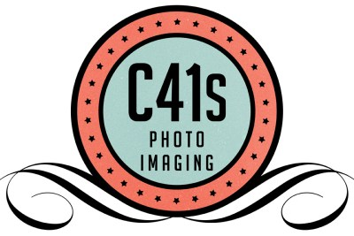 C41 Film Processing Logo