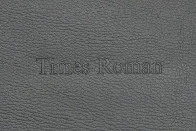 Times Roman - DEBOSSING
