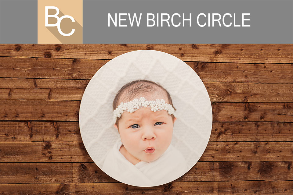 New Birch Circle from C41s Photo Imaging