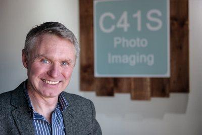 Paul McGrail - Business Development Manger - C41s