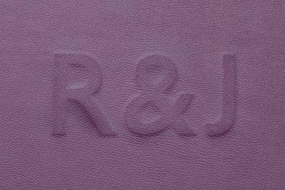 Impression Album Material - Purple (28)