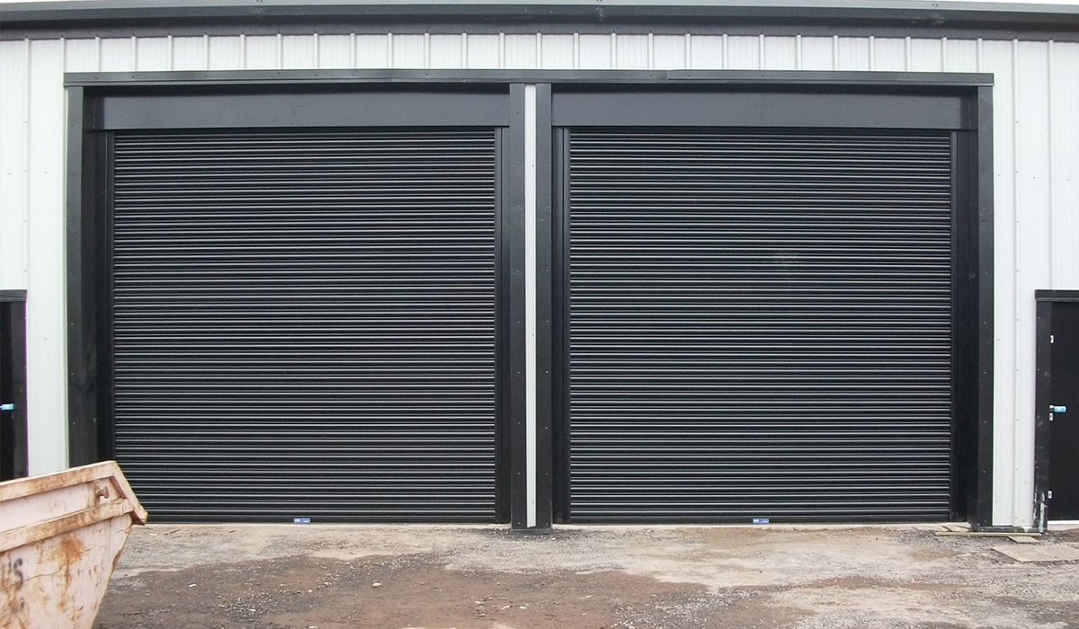 Motorised Rolling Shutters Manufacturers Bangalore India