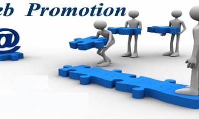website pramotion