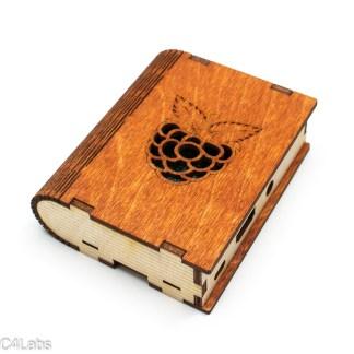 Pi Book Case