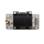 """ZUMspot with attached 1.3"""" OLED"""