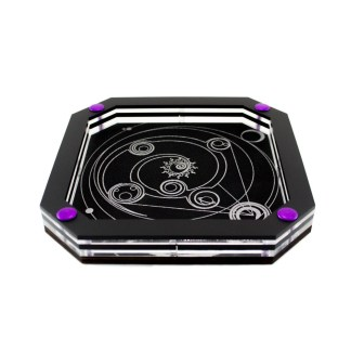 Silverline Compact Trays