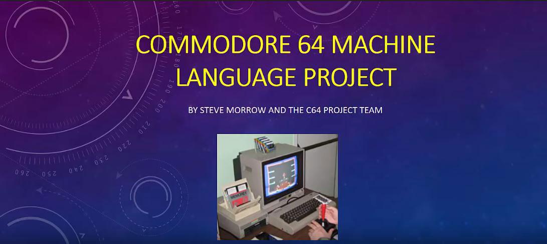 C64 Machine Language Project
