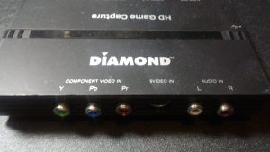 Diamond Capture Device
