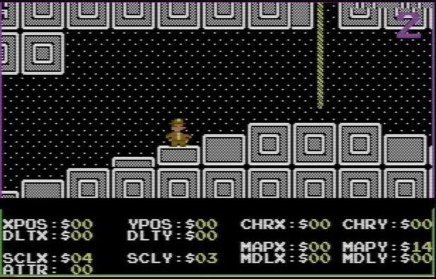 Commodore 64 assembly programs