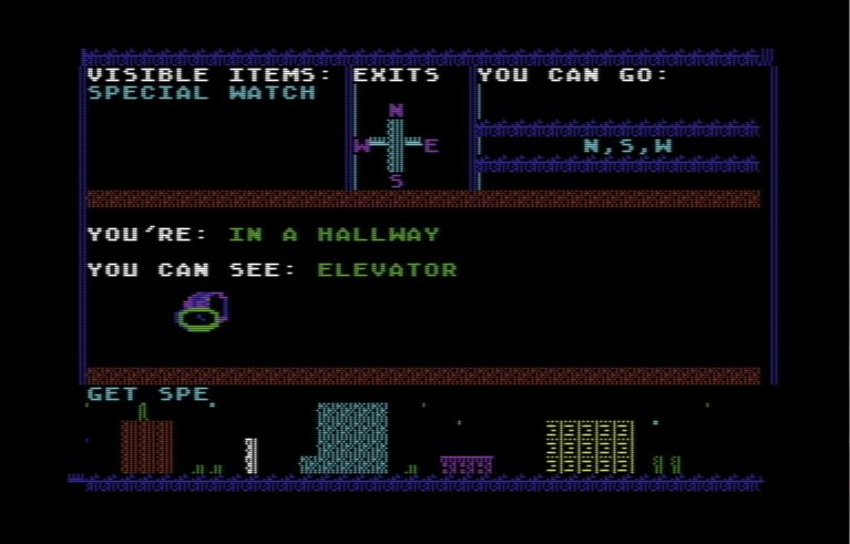 Commodore 64 Game Submission - Commodore 64 Brain