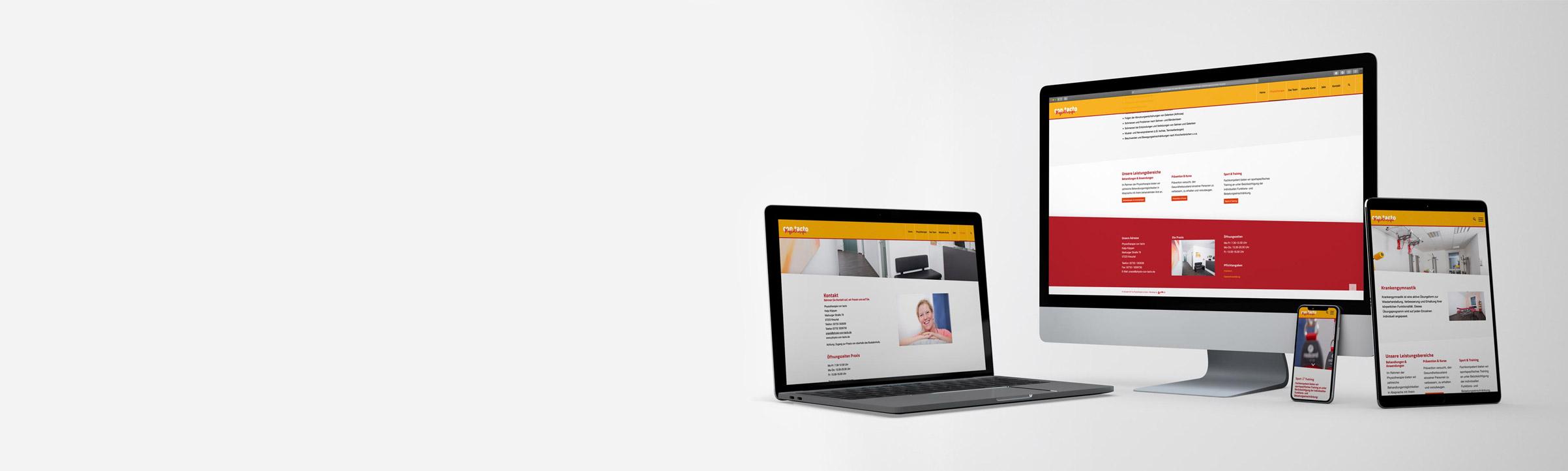 Responsive Webdesign aus Siegen