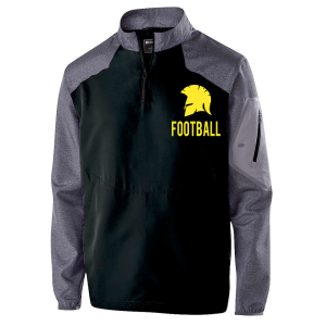 Holloway Raider 1/4 Zip Pullover Jacket