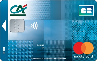 Crdit Agricole Centre France Detail Cartes Mastercard