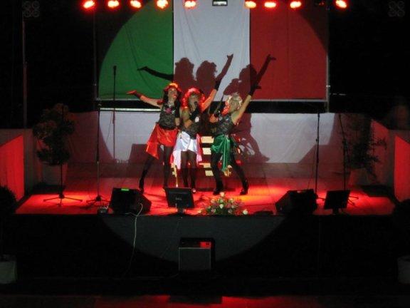 Immagine di una serata Estate Arci 2011