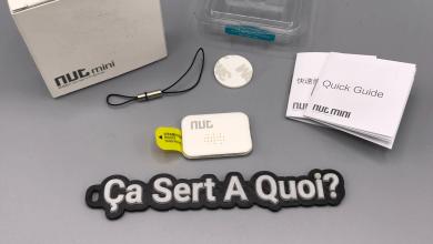 Photo of Test du NUT Mini : le traqueur bluetooth pour retrouver vos objets
