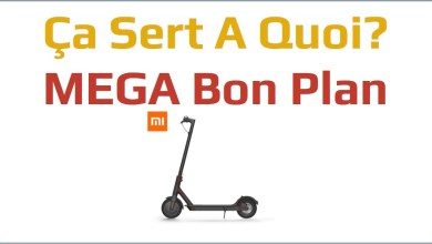 Photo de MEGA Bon plan : la trottinette Xiaomi M365 à 365€!!!