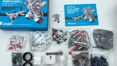 Photo of Test du Robot connecté Xiaomi Mitu DIY compatible Lego