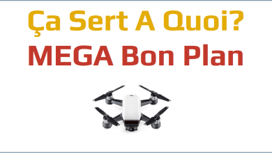 Photo de MEGA bon plan : le tout nouveau Drone DJI Spark à 441€!!!