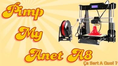 Photo of Mon Top 10 des améliorations pour l'imprimante 3D Anet A8