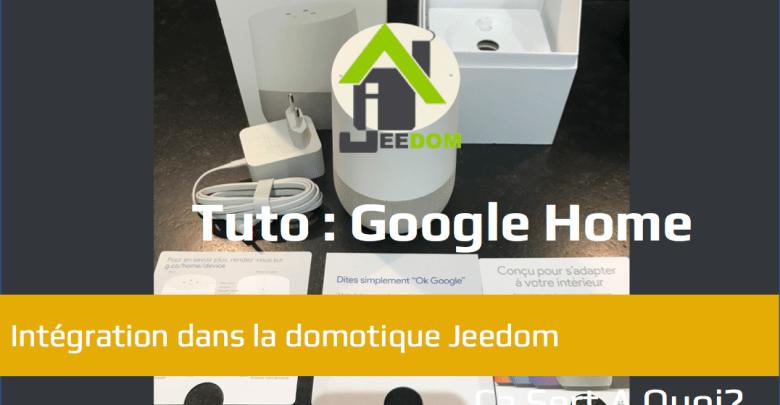 tuto utiliser google home avec la domotique jeedom a sert a quoi. Black Bedroom Furniture Sets. Home Design Ideas