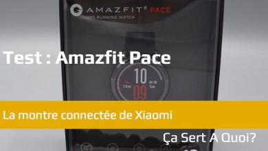 Photo of Test : la montre connectée Xiaomi Amazfit Pace