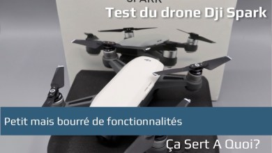 Photo of Test : le drone DJI Spark, petit mais maousse costaud