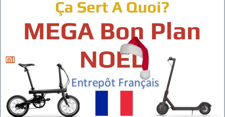 Entete MEGA Bon plan M365 QIcycle