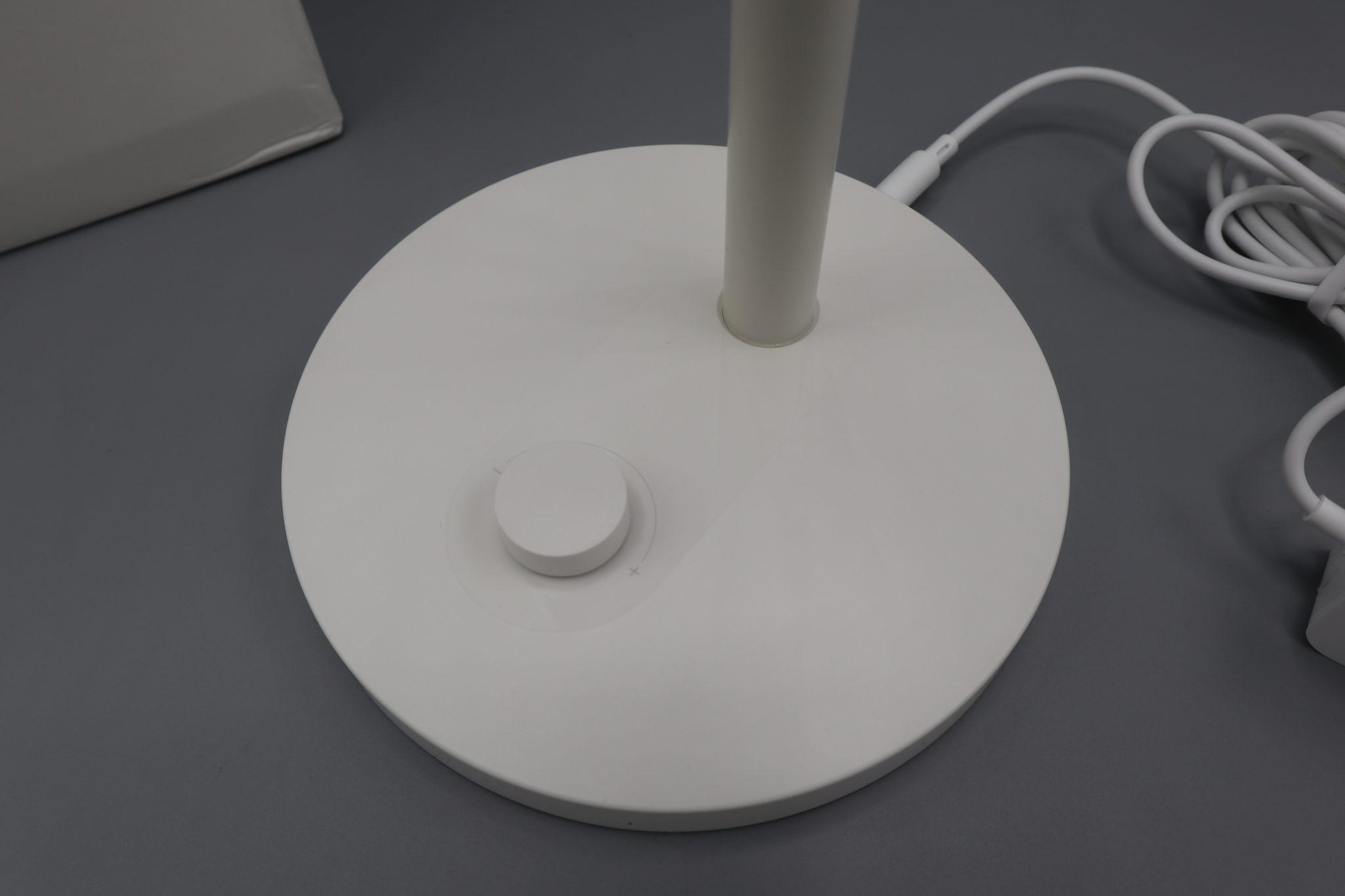 Test lampe de bureau xiaomi mijia smart led desk lamp Ça sert