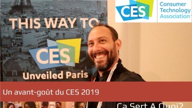 Photo de VLOG : #CES Unveiled Paris 2018