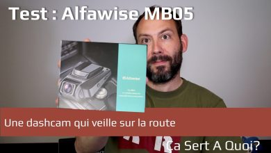 Photo of Test : la dashcam Alfawise MB05