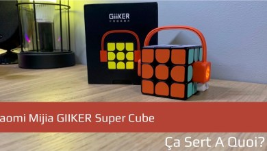 Photo of Xaomi Mijia GIIKER Super Cube