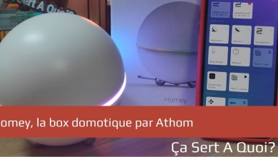 Photo of Homey, la box domotique par Athom