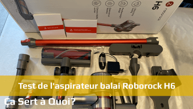 Photo de Aspirateur Roborock H6