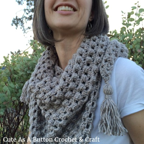 Crochet Triangle Scarf Pattern The Ruthie Scarf Free Crochet Pattern
